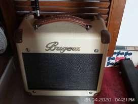 AMPLIFICADOR Bugera BC15 Vintage Practice Amp - USADO PRÁCTICAMENTE NUEVO - INTACTO