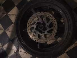 Vendo rueda de fZ