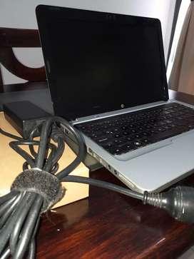 HP G42 460LA (SSD 128GB - 4GB RAM- BATERIA NUEVA- CARGADOR ORIGINAL)