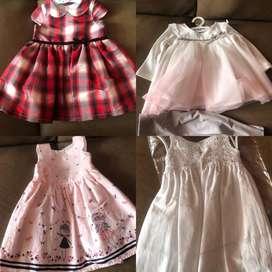 Vestidos Importados Y Nacionales de Niña