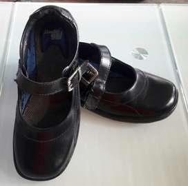 Zapatos de Colegio de Niña Negro