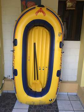 Vendo Lancha inflable