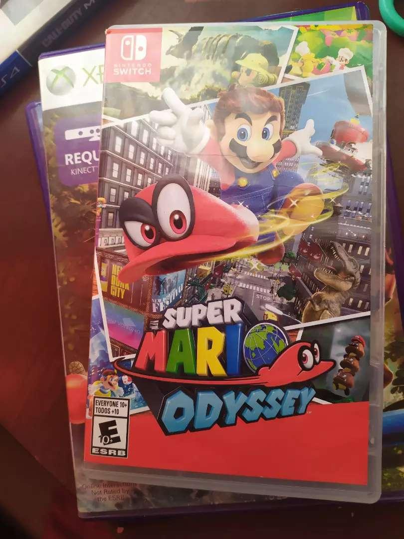 Super Mario odissey 0