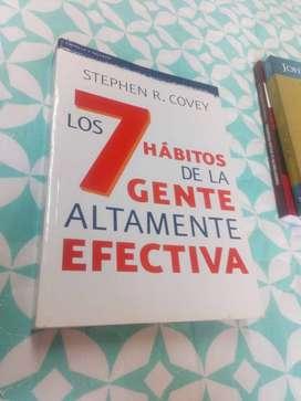 """Vendo o Cambio libro """"LOS 7 HÁBITOS DE LA GENTE ALTAMENTE EFECTIVA"""""""