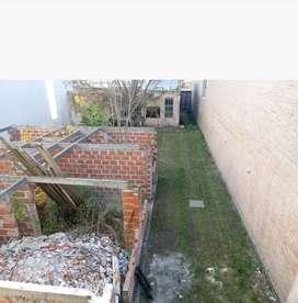 Terreno 14,60 x 66 m. A primer oferta Vdo. Centro Villa María