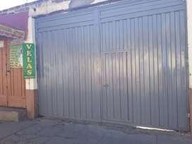 Alquiler terreno para deposito o cochera 310 m2