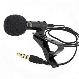 Micrófonos de solapa
