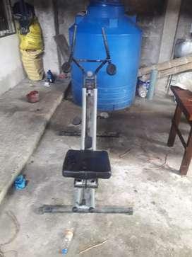 Vendo maquina de hacer ejercicios