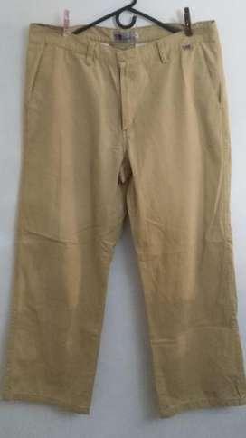 Pantalones Hombre Talla 36 dos por 40.000