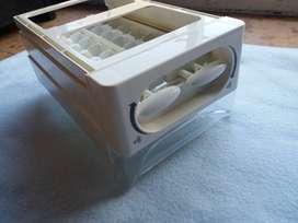 Cubetera Ice Twister Heladera Electrolux Dff40/Dff44 Completa Original