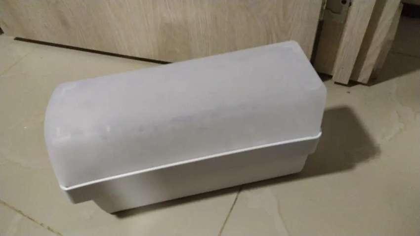 Almacenador para la nevera recipiente para bolsas de leche materna banco de leche organizador