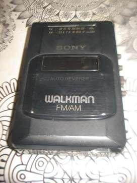 Walkman Sony Radio Am Fm Exc Sonido Solo Radios No Envio