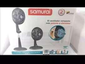 Samurai turbo 2 en 1