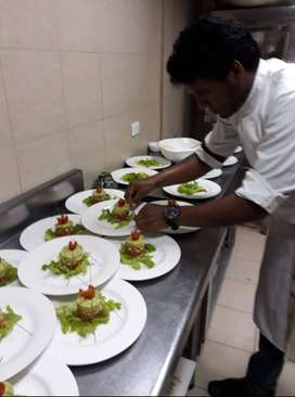 Chef - Cocinero - Mesero