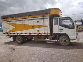 Camión JAC 1063 del 2010