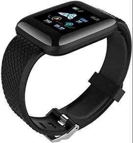 EN OFERTA: Reloj inteligente smartwatch 116 Plus + Envío + garantía + pago contra entrega + obsequio