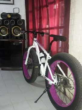 Se vende usas bicicleta deportiva