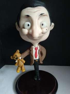 Figura Porcelanicron Mr Bean