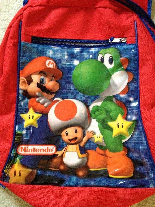 Maletin Nintendo Mario and Friends