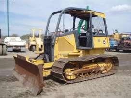 Bulldozer Jhon Deere 650 J