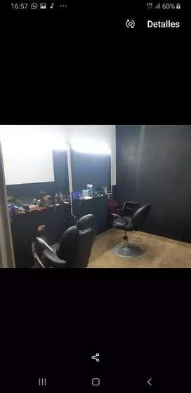 Espejos de barberia