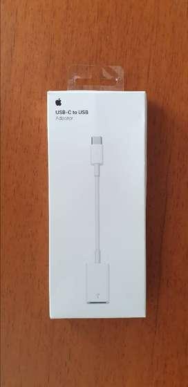 Adaptador Usb C A Usb Apple Macbook Pro , Air