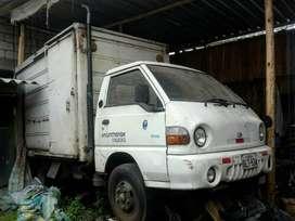 Se vende furgón para reparar de oportunidad