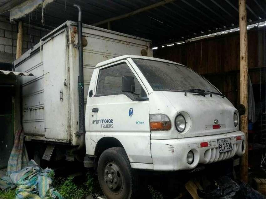 Se vende furgón para reparar de oportunidad 0