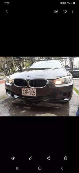 BMW 320i año 2013 mecanico $13900 motor 2.0 twin turbo