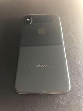 Iphone X Black 64GB / 5 RAM