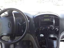 Vendo Hyundai H1 2011 buen estado