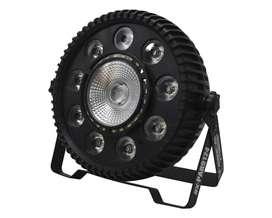 LUZ LED PAR 9X5W RGBWA + 1X30W RGB + 24XSMD - AX-PAR9124