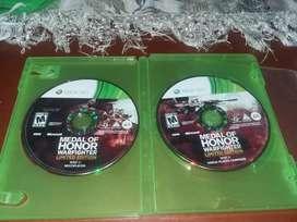 discos de Xbox 360 metal gears  $16