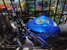 Vendo o permuto Kawasaki Z 300 edición especial modelo 2019