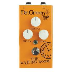 Dr Green THEWAITINGROOM Pedal Guitarra electrica Delay