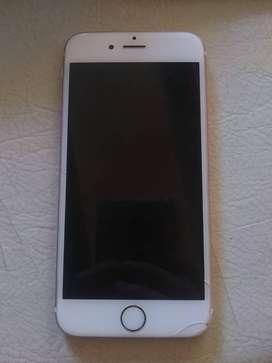 iPhone 6s 32gb Rose Gold. Usado en muy buen estado.76% Batería