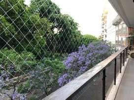 Redes balcones ventanas seguridad caba