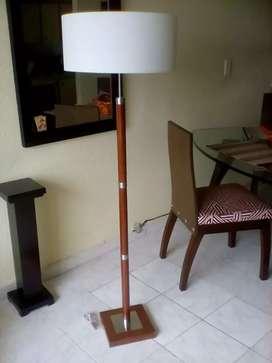 Lámparas de piso
