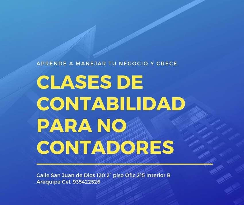 CLASES DE CONTABILIDAD PARA EMPRENDEDORES y ESTUDIANTES. AMPLIA EXPERIENCIA. 0