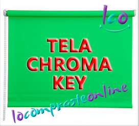 Tela Verde Chroma Key - Green Screen