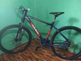 Bicicleta mtb Sars 0km r29