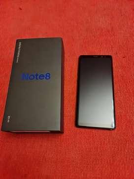 Samsung Galaxy Note 8 liberado+ Memoria microsd xc clase 10 SanDisk 64gb