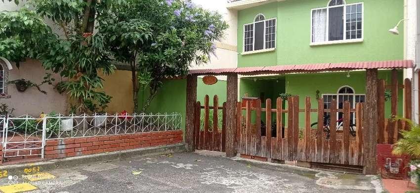 Casa a precio de apartamento