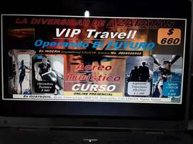 LA DIVERSIDAD DE AZAFATAS TRAVELL VIP