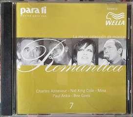 La Mejor Música Romántica Nº7 Para Ti 1998 Excelente