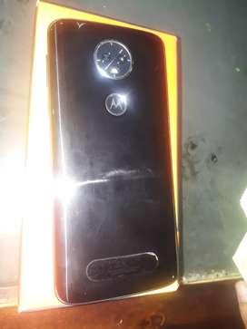 Motorola e5 plus como nuevo