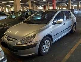 Peugeot 307 XT hdi premium diesel. Papeles al dia.
