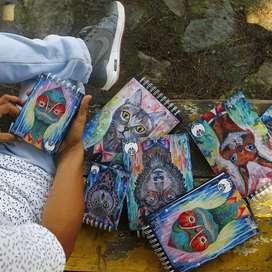 Cuadernos - AlienArte