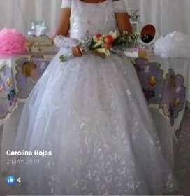 Vendo vestido primera comunión