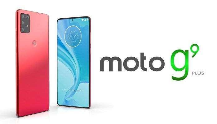 Motorola Moto G9 Plus Libres Funda Gtia 0